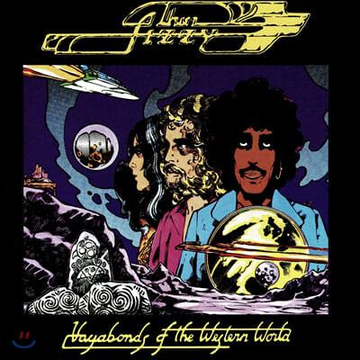 Thin Lizzy (씬 리지) - Vagabonds Of The Western World [LP]