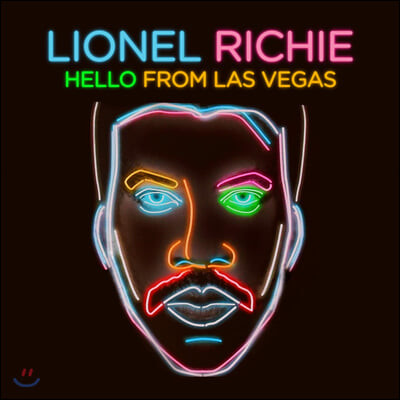 Lionel Richie (라이오넬 리치) - Hello From Las Vegas [2LP]