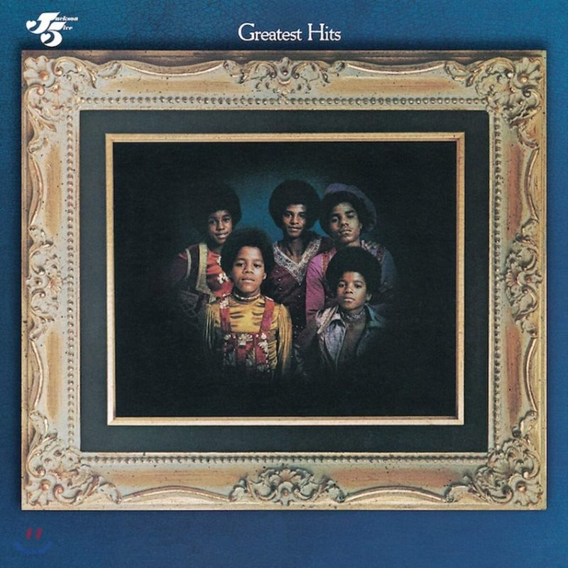 Jackson 5 (잭슨 파이브) - Greatest Hits: Quadraphonic Mix [LP]