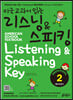 �̱����� �д� ������ & ����ŷ Listening & Speaking Key Preschool 2 ���������
