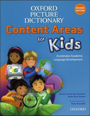 Oxford Picture Dictionary Content Areas for Kids Student's Book (Content Area) 2E