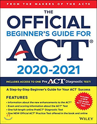 Official Beginner's Guide for ACT 2020-2021