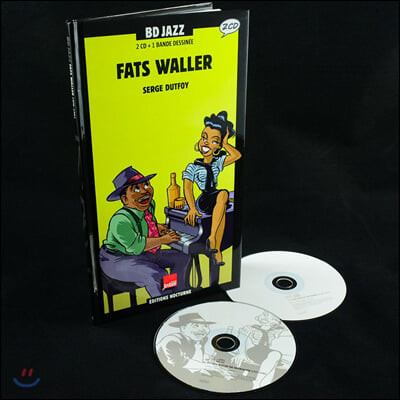 Fats Waller (Illustrated by Serge Dutfoy)