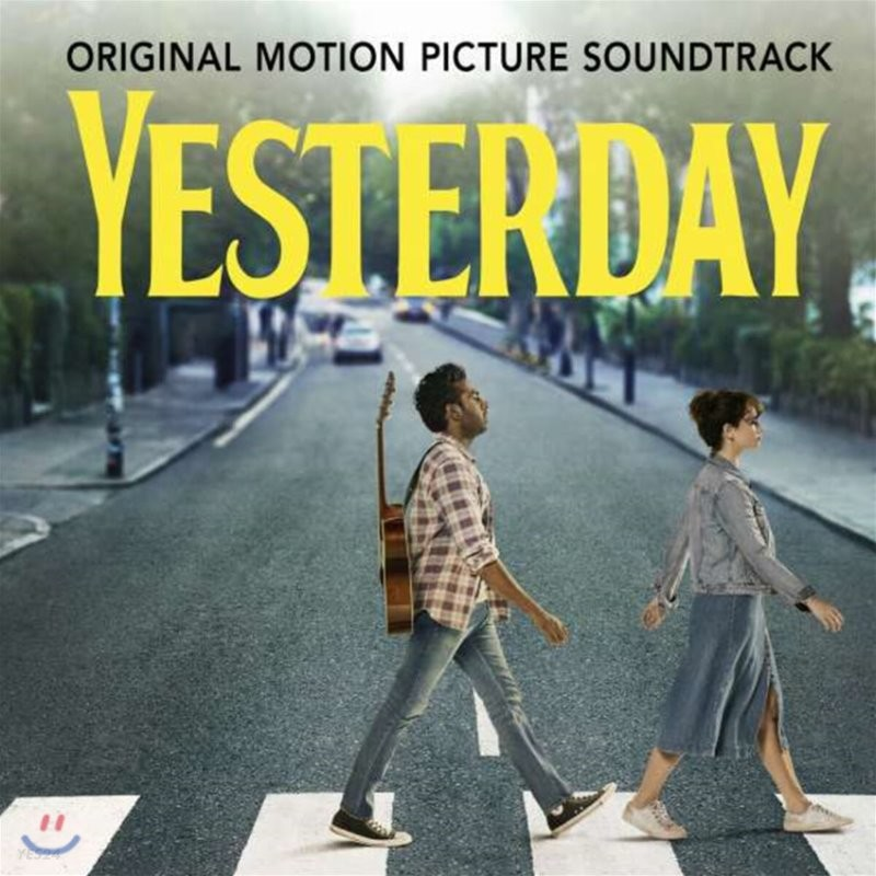 예스터데이 영화음악 (Yesterday OST by Himesh Patel) [2LP]
