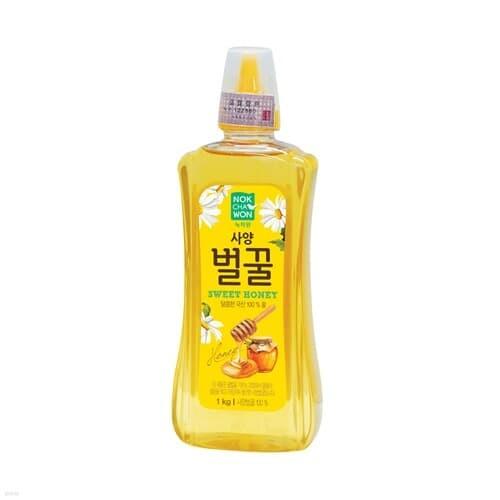 [녹차원]사양벌꿀 1kg