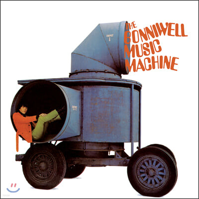 Bonniwell Music Machine (보니웰 뮤직 머신) - The Bonniwell Music Machine [올리브 그린 컬러 LP]