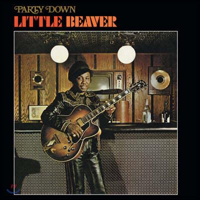Little Beaver (리틀 비버) - Party Down [메탈릭 골드 컬러 LP]