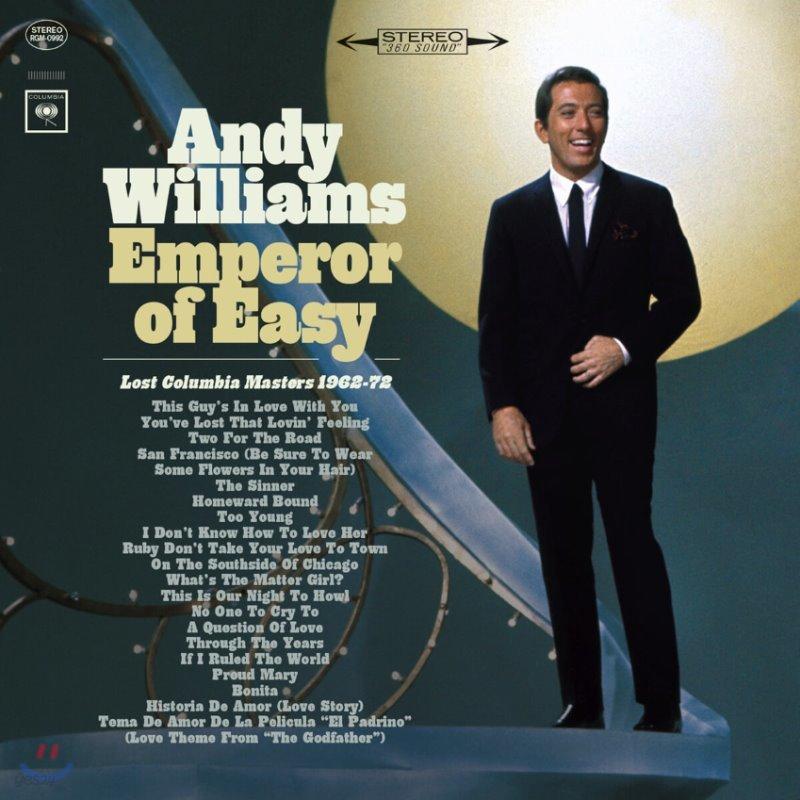 Andy Williams (앤디 윌리암스) - Emperor of Easy - Lost Columbia Masters 1962-1972