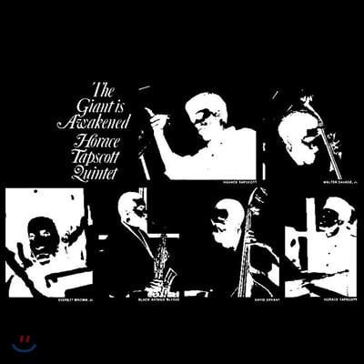 Horace Tapscott Quintet (호레이스 탭스콧 퀸텟) - The Giant Is Awakened [네온 그린 컬러 LP]