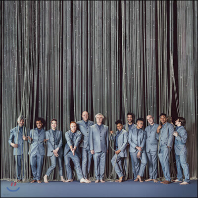 아메리칸 유토피아 뮤지컬음악 (American Utopia on Broadway by David Byrne) [2LP]