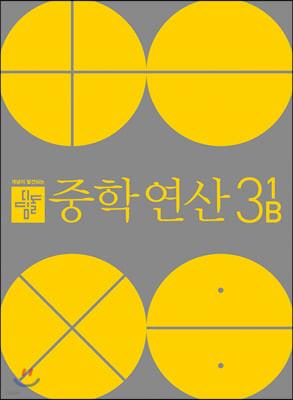 디딤돌 중학연산 3-1B