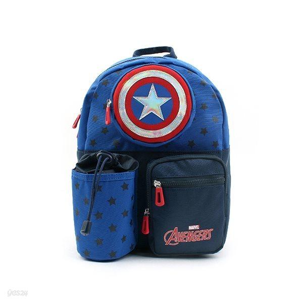 캡틴아메리카 스타 소풍 백팩 마블 가방