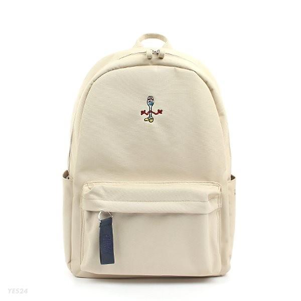 토이스토리 포키 심플 백팩 무드 베이지 가방 DS0160