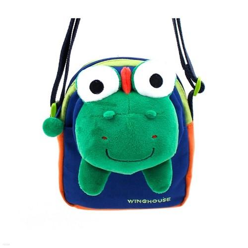 다이노 크로스백 공룡 캐릭터 인형 포켓 가방