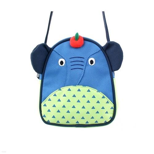 재피엘 럭키 크로스백 코끼리 캐릭터 숄더백 가방