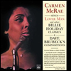 Carmen McRae - Sings 'Lover Man' An Other Billie Holiday Classics/Tonight Only! (2 On 1CD)