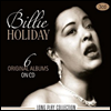 Billie Holiday - Long Play Collection-6 Original Album (3CD Box-Set)