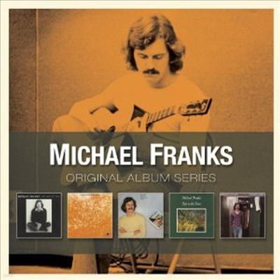 Michael Franks - Original Album Series (Remastered)(5CD Box Set)(Digipack)