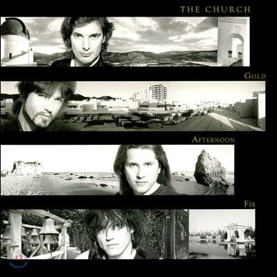 The Church (처치) - Gold Afternoon Fix [골드 컬러 LP]