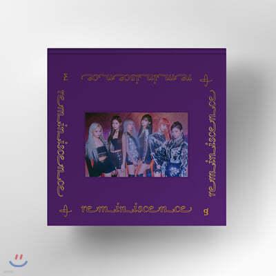 에버글로우 - 미니앨범 1집 : reminiscence
