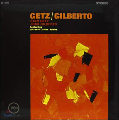 Stan Getz & Joao Gilberto (스탄 게츠 & 조앙 질베르토) - Getz and Gilberto [2LP]