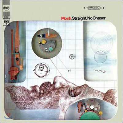 Thelonious Monk (텔로니어스 몽크) - Straight, No Chaser [2LP]
