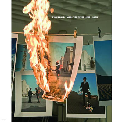 Pink Floyd (핑크 플로이드) - Wish You Were Here