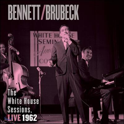 Tony Benett & Dave Brubeck (토니 베넷 & 데이브 브루벡) - The White House Sessions Live 1962