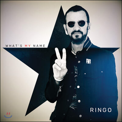 Ringo Starr (링고 스타) - 20집 What's My Name