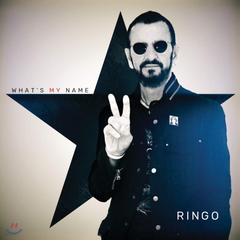Ringo Starr (링고 스타) - 20집 What's My Name [LP]