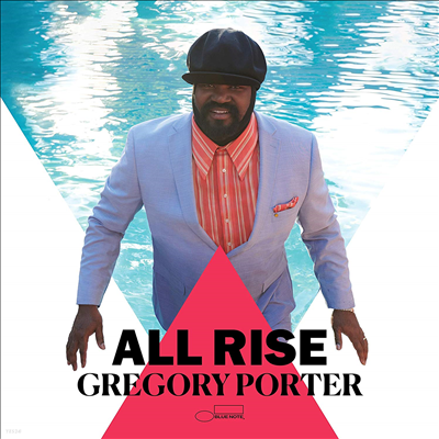 Gregory Porter - All Rise (Standard Jewelcase)