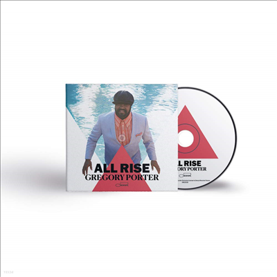 Gregory Porter - All Rise (Digipack)