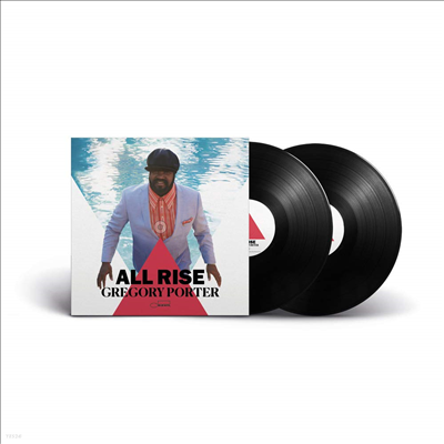 Gregory Porter - All Rise (2LP)