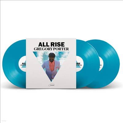 Gregory Porter - All Rise (Ltd)(Colored 3LP Box Set)
