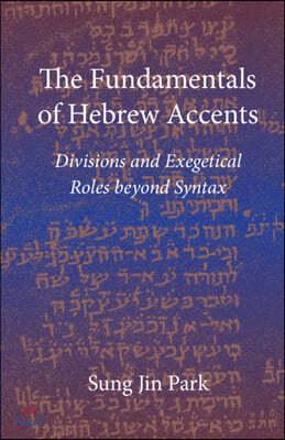 Fundamentals of Hebrew Accents