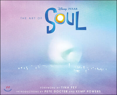 Art of Soul 디즈니 픽사 애니메이션 소울 공식 컨셉 아트북