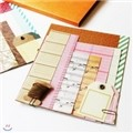 [����]Mark`s SCRAPHOLIC Decorative Paper Setmini SCH-PPS3 ������+��+����Ʈ