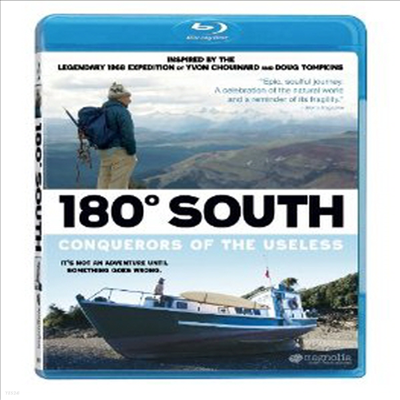 180° South: Conquerors of the Useless (180°사우스) (한글무자막)(Blu-ray) (2010)
