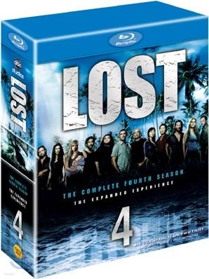 로스트 시즌 4 박스세트 (5disc) : 블루레이