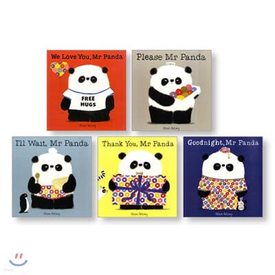 Mr Panda 5 Book SET 미스터 판다 시리즈 5종 세트