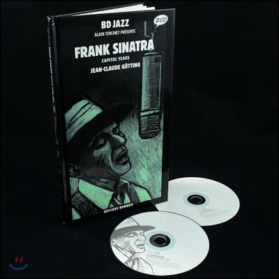 Frank Sinatra (Illustrated by Jean Claude Gotting)