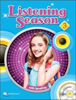 Listening Season 3 : Student Book