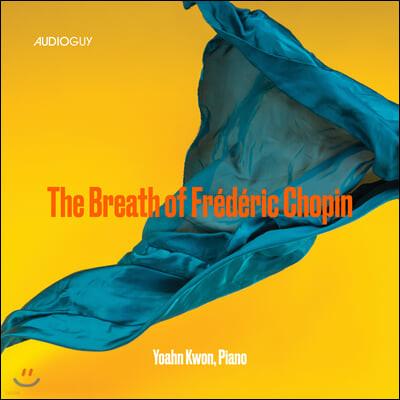 권요안 - 쇼팽 피아노 연주집 (The Breath of Frederic Chopin)