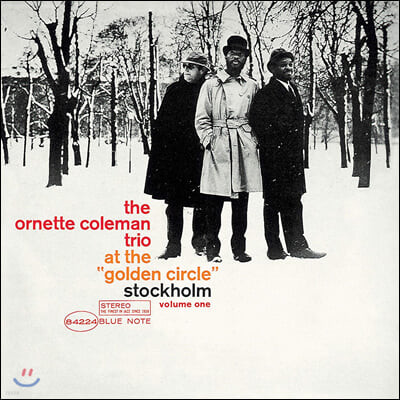 "Ornette Coleman Trio (오넷 콜맨 트리오) - At The ""Golden Circle"" Stockholm Vol.1"
