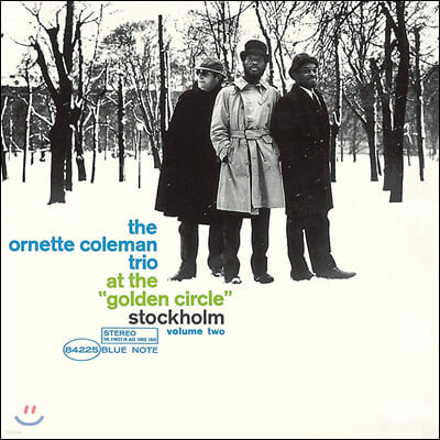"Ornette Coleman Trio (오넷 콜맨 트리오) - At The ""Golden Circle"" Stockholm Vol.2"