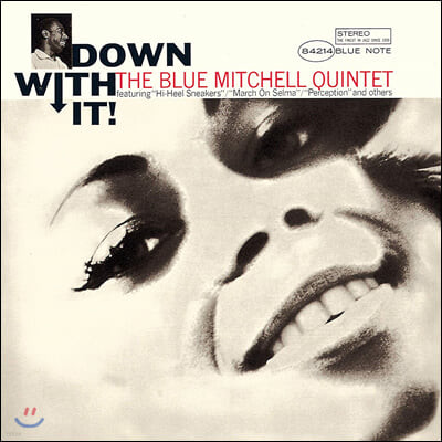 Blue Mitchell (블루 미첼) - Down with It