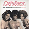 Martha Reeves & The Vandellas - 50th Anniversary: The Singles Collection - 1962-1972 (3CD)