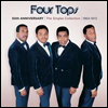 Four Tops - 50th Anniversary: Singles Collection 1964-1972 (3CD)