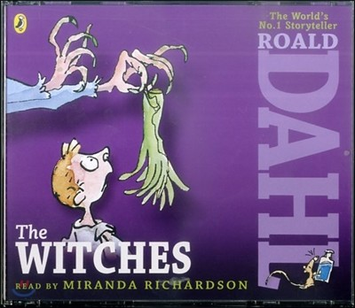 The Witches Audiobook (Audio CD)