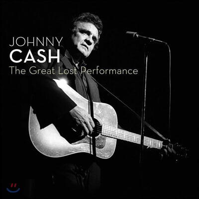 Johnny Cash (조니 캐시) - Great Lost Performances
